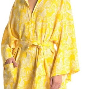 New w/ Tags - Free People Yellow Romper